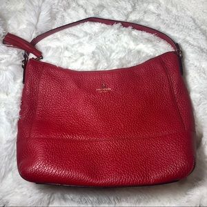 Kate Spade Southport Avenue Cathy Dynasty Red Bag